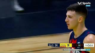 #LNB - San Lorenzo 82-83 Obras Basket (6/11/2020)