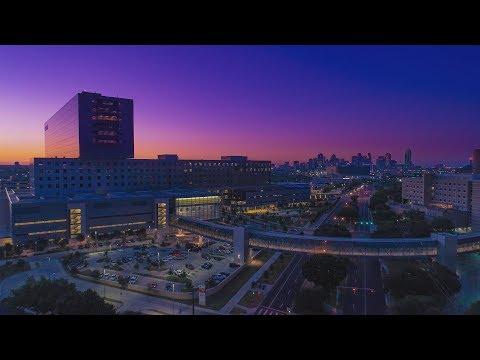 (the new) Parkland Hospital