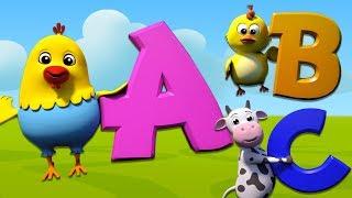 ABC Lied Lernen Sie englische Alphabete Alphabete für Kinder Alphabets Song ABC Song in German