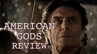 American Gods Review - Ian McShane, Ricky Whittle