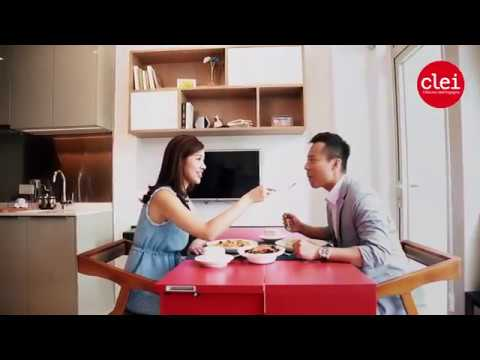 Clei Transformable Furniture Video 1