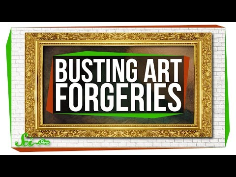 3 Ways Science Can Bust Art Forgeries