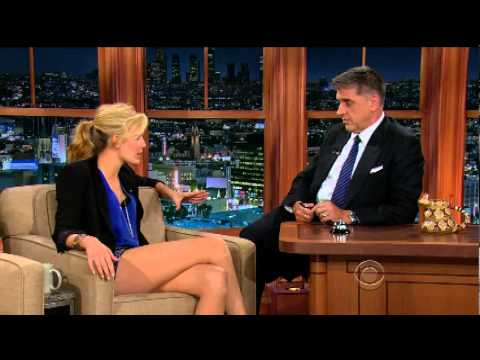 Maggie Grace – craig ferguson interview