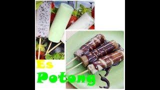 Gambar cover Mantap! Resep Nikmat Es Potong Jadul, Di Jamin Enak Bunda! ● Resep Masakan