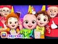 Movie at Home Song - ChuChu TV Baby Nursery Rhymes & Kids Songs