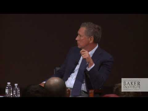Director's Lecture Series: A Conversation with the Honorable John Kasich