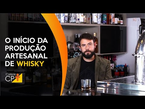 Clique e veja o vídeo Como se inicia a produção artesanal de Whisky?