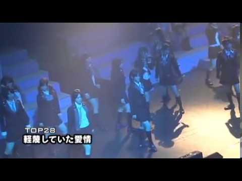 AKB48 Keibetsu Shiteita Aijo Live