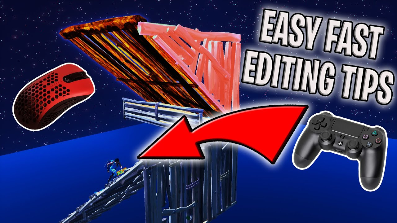 How to Triple Edit FASTER on Fortnite! (Controller + PC Editing Tips)