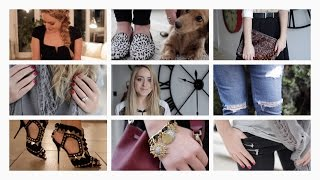 Style Diary: New Year's Edition! Thumbnail