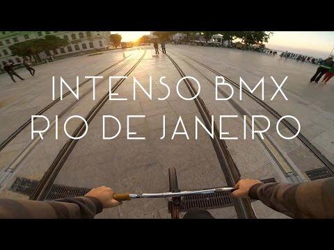 BMX EM PRIMEIRA PESSOA GOPRO - VISÃO INTENSA #1