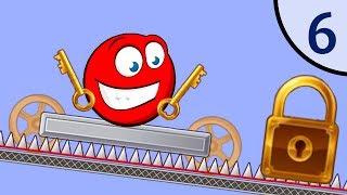 Download Новый Несносный КРАСНЫЙ ШАР #6. Мультик ИГРА New Red Ball на Игрули TV Mp3 and Videos