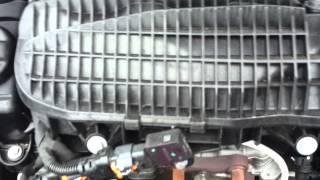 Dèmarrage Peugeot 208 1.2 vti