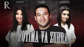 Shahzoda - Hayot ayt | Шахзода - Хаёт айт (soundtrak Fotima va Zuhra)