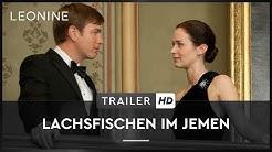 LACHSFISCHEN IM JEMEN | Trailer | Deutsch