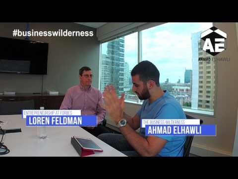 The Business Wilderness: Forbes Senior Editor of Entrepreneurship