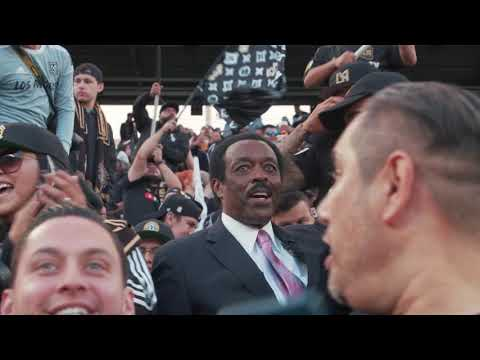 Los Angeles Sports Icon Jim Hill Meets The 3252!