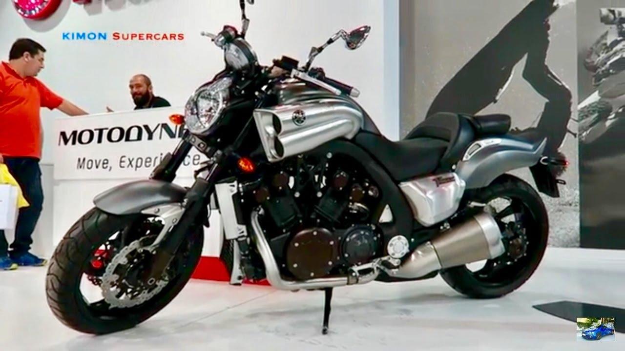 NEW 2018 Yamaha VMAX Walkaround YouTube