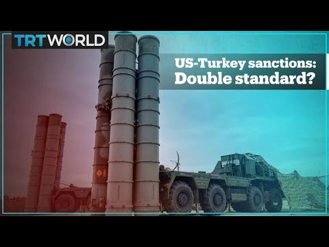 Turkey rejects sanctions imposed by the US over S-400 defence missiles