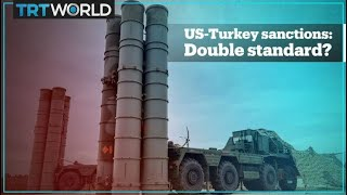Turkey rejects sanctions imposed by the US over S 400 defence missiles