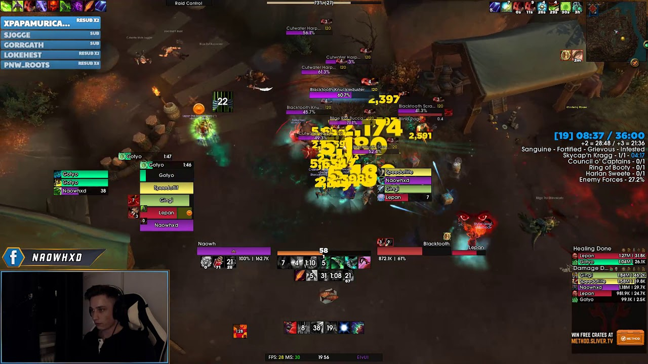 Freehold +19 | Naowh - Havoc DH - YouTube
