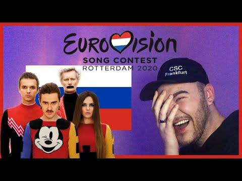 RUSSIA EUROVISION 2020  REACTION: LITTLE BIG - UNO  |Avos