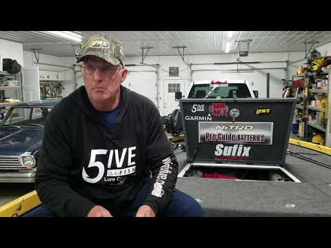 February 25, 2020 Table Rock Lake Weekly Fishing Report With Pete Wenners