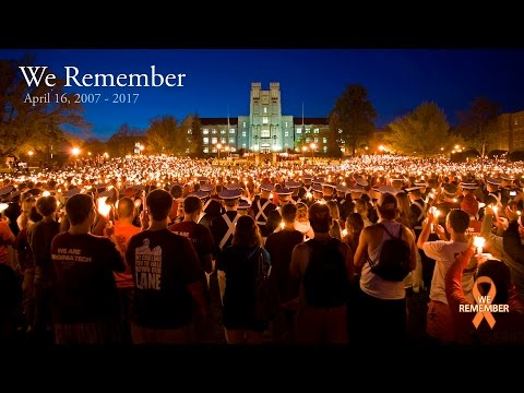 Livestream: 2017 Day of Remembrance - University Commemoration
