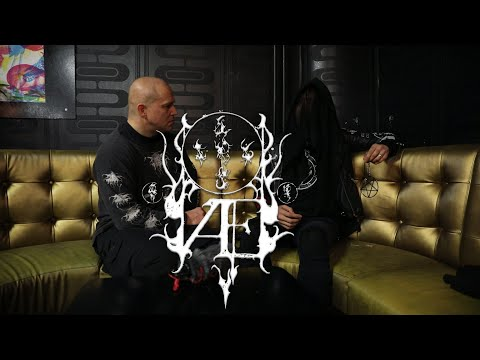 Ævangelist - a disputed black metal act! Enter the world of pentagram and a veiled face [INTERVIEW]
