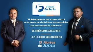 Cadefi   Fiscal en Serio - El Eclecticismo del Asesor Fiscal en la toma de decisiones empresariales