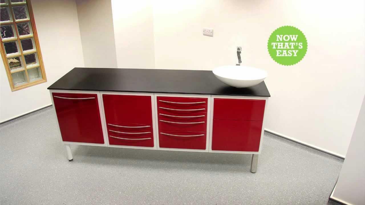 Etonnant Tavom Dental Cabinets / Medical Cabinets Easy Installation Guide By Tavom UK
