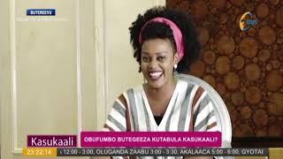 #KASUKAALI - Obufumbo kitegeeza kutabula Kasukaali