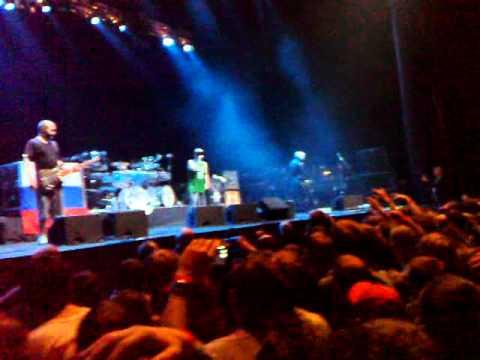 Limp Bizkit - Encore, Privet Russia, Elvis Presley (Live in Moscow 03.10.2010)