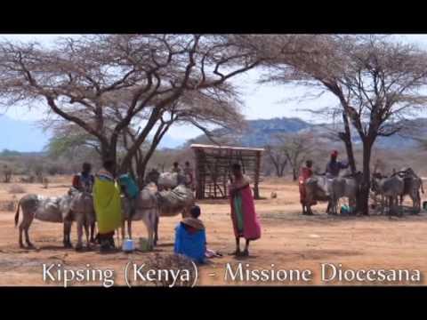 Kipsing (Kenya) - Missione Diocesana Fano Fossombrone Cagli Pergola - Il mercato e la missione