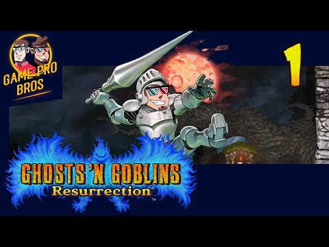 Ghosts 'n Goblins Resurrection #1 - What The F'Duck?! - bro-op |