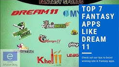 (Top 7) Fantasy Apps Like Dream 11 To Earn Cash Daily