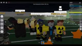 Big squad going crazy on Old Town Road song! (roblox)