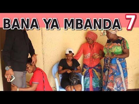 BANA YA MBANDA Ep 7 Theatre Congolais Ebakata,Daddy,Kipekapeka,Mosantu,Barcelon,Makambo