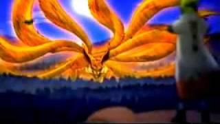 fourth hokage vs nine tailed fox naruto ultimate ninja hq