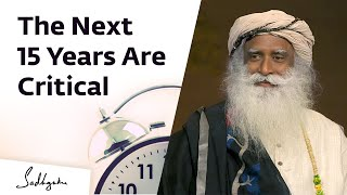 Building Spiritual Infrastructure in the World – Sadhguru
