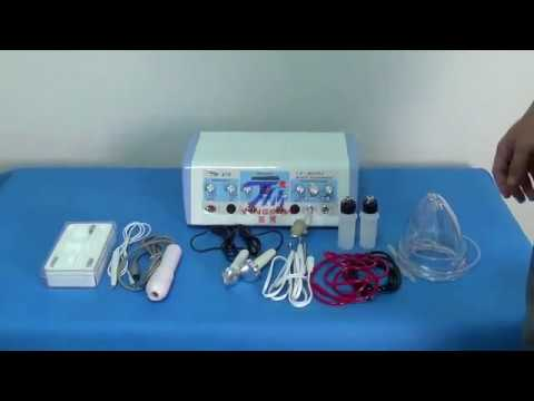 TM 272 7 In 1 Multifunction Facial Beauty Machine