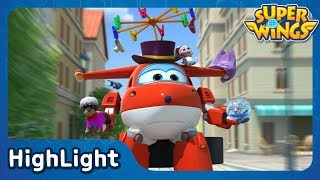The Amazing Moritz | SuperWings Highlight | S1 EP32