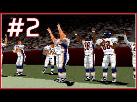 Madden NFL 2002: Arizona Cardinals Franchise - VS DENVER BRONCOS [2]