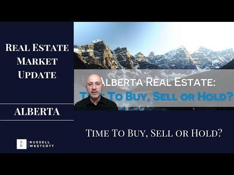 Real Estate Market Update  Alberta