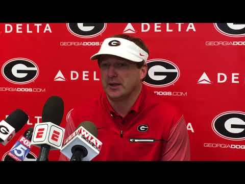 11/11:  KIRBY SMART Post Game vs Auburn Part 1