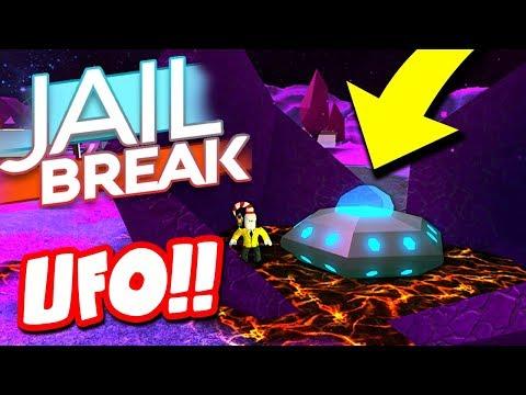 BUYING THE NEW UFO IN JAILBREAK!!!