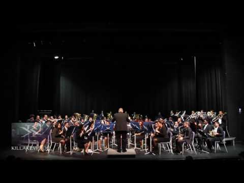 Tennessee State University  Symphonic Band Concert - 2017