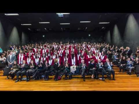 Masters Graduation Ceremony 2014