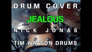 Jealous Gospel - Nick Jonas - Drum Cover