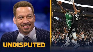 Giannis & the Bucks will beat Kyrie's Celtics in 6 games - Chris Broussard | NBA | UNDISPUTED